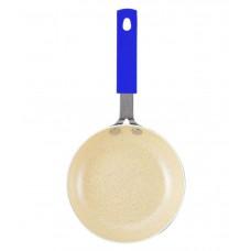 Deals, Discounts & Offers on Home & Kitchen - Wonderchef Piccolo Fry Pan Blu 14cm - 0.4L Ceramic Aluminum Fry Pan 14 400