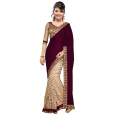 Deals, Discounts & Offers on Women Clothing - Exclusive offer on Designer Saree