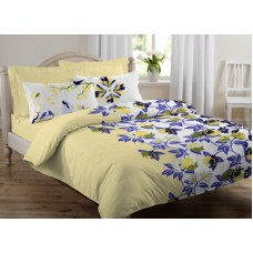 Deals, Discounts & Offers on Home Appliances - Flat 48% offer on Royal Home Cotton Floral Queen sized Double Beds