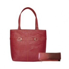 Deals, Discounts & Offers on Women - Get 80% off on Bueva Trendy and Stylish Hand Bag and Clutch, maroon