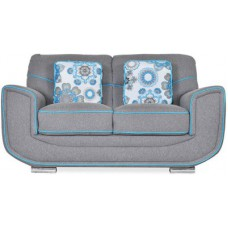 Deals, Discounts & Offers on Home Appliances - @home Marly Leatherette 2 Seater Sofa