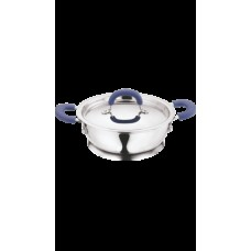 Deals, Discounts & Offers on Home & Kitchen - Vinod Cookware Kadai With Stainless Steel Lid 30 Cm