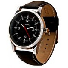 Deals, Discounts & Offers on Men - Lotto Black Leather Men Analog Watch at Rs 249 only