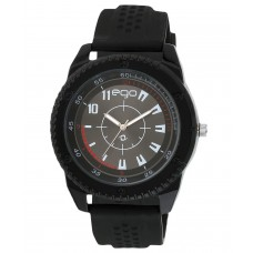 Deals, Discounts & Offers on Electronics - Maxima Ego Analog Black Dial Men's Watch offer in deals of the day