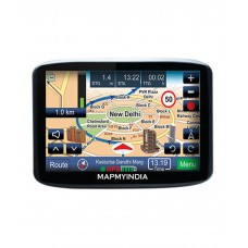 Deals, Discounts & Offers on Electronics - MapmyIndia - Lx345 - 4.3inch TFT touchscreen offer