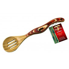Deals, Discounts & Offers on Home & Kitchen - Chef Pro Wooden Slotted spoon STS413