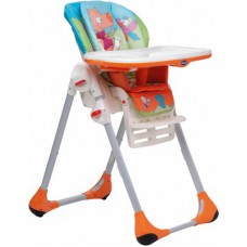 Deals, Discounts & Offers on Baby & Kids - Chicco New Polly 2 in 1 Highchair Wood Friends