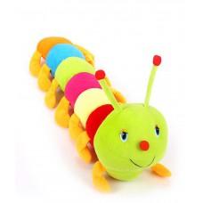 Deals, Discounts & Offers on Baby & Kids - Multicolour Caterpillar-55 cm offer