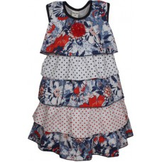 Deals, Discounts & Offers on Baby & Kids - Jazzup Baby Girl's Gathered Dress