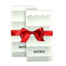 Deals, Discounts & Offers on Electronics - Intex 4000 mAh IT-PB4K Power Bank White