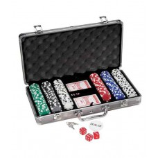Deals, Discounts & Offers on Auto & Sports - Yogi 300 Pc Poker Set cards offer in deals of the day