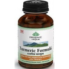 Deals, Discounts & Offers on Health & Personal Care - Organic India Organic Turmeric Capsules at Rs 295 only