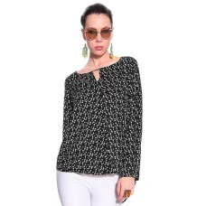 Deals, Discounts & Offers on Women Clothing - Remanika Black Synthetic Shirts offer