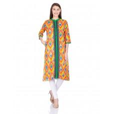 Deals, Discounts & Offers on Women Clothing - Shree Women's Straight Kurta offer