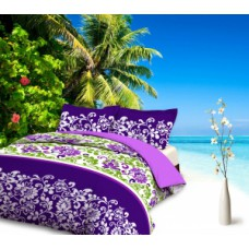 Deals, Discounts & Offers on Home Improvement - 100% Cotton Double Bed Sheets @Rs 300