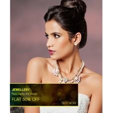 Deals, Discounts & Offers on Women - Diwali Sale @ Askmebazaar: Flat 50% off on Fashion