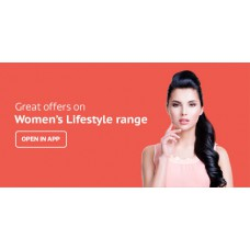 Deals, Discounts & Offers on Women - Fashions and Lifestyles offers