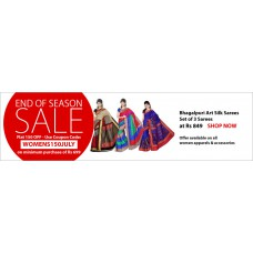 Deals, Discounts & Offers on Women Clothing - Get INR 150 off on INR 699 in Rediff shopping