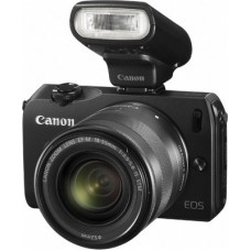 Deals, Discounts & Offers on Electronics - Flat 40% off on Canon EOS-M Mirrorless Camera in Flipkart