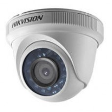 Deals, Discounts & Offers on Electronics - Hikvision DS-2CE56C2T-IR 15-20 M Dome Camera offer