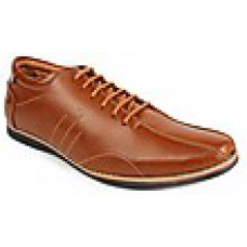 Deals, Discounts & Offers on Foot Wear - Urban Woods Tan Men Casual Shoes at Rs 834 only