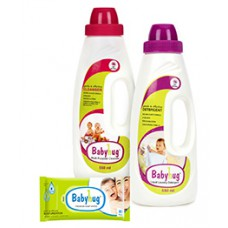 Deals, Discounts & Offers on Baby & Kids - Get Flat 10% off on Diapering essentials using coupon
