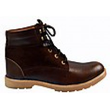 Deals, Discounts & Offers on Foot Wear - Lamoste Brown Men Boots at Rs 794 only