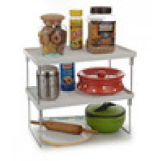 Deals, Discounts & Offers on Home Improvement - Disha Folding Rack Set Of 2 at Rs.420