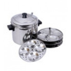Deals, Discounts & Offers on Home Appliances - Tallboy Murgan Idly Cooker 4 Plates at Rs.380