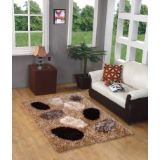 Deals, Discounts & Offers on Home & Kitchen - My House Gold Geometrical Carpet