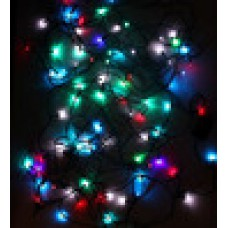 Deals, Discounts & Offers on Home Decor & Festive Needs -  Ihomes Diwali Decorative Multicolor LED String Light at Rs.155