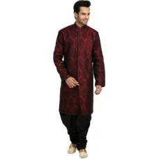 Deals, Discounts & Offers on Men Clothing - Runako Men's Kurta and Pyjama Set