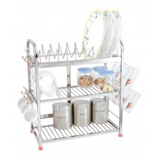 Deals, Discounts & Offers on Home Appliances - Flat 36% offer on Amol Kitchen Rack For Utensils