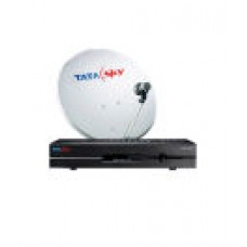 Deals, Discounts & Offers on Home Appliances - Tata Sky HD Pack with 1 month Services Free at Flat 34% off