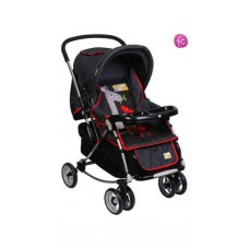 Deals, Discounts & Offers on Baby & Kids - Mee Mee Baby Pram Cum Stroller Giraffe Print MM28