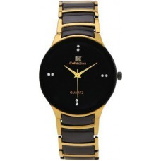 Deals, Discounts & Offers on Men - Flat 72% offer on Iik Collection Analog Black Dial Men's Watch-Iik013