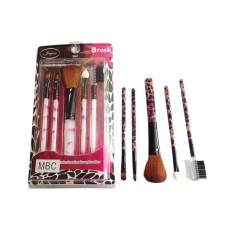 Deals, Discounts & Offers on Women - Flat 80% offer on Imported Make-up Brush- Set Of 5