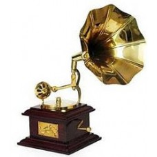 Deals, Discounts & Offers on Home Decor & Festive Needs - Home Sparkle Mini Model Gramophone at Rs 299 only