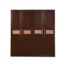 Deals, Discounts & Offers on Home & Kitchen - Flat 55% offer on HomeTown Magna Four-Door Wardrobe