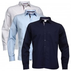 Deals, Discounts & Offers on Men Clothing - Flat 72% offer on TSX Men's Pure Cotton Casual Shirt