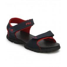 Deals, Discounts & Offers on Foot Wear - Flat 50% offer on Fila Navy Floater Sandals