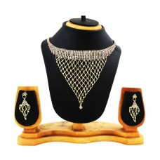 Deals, Discounts & Offers on Women - Flat 60% offer on Hawai Gold Alloy Necklace Set
