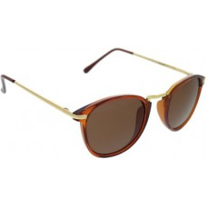 Deals, Discounts & Offers on Accessories - Fashion Stylish Metal shaded Wayfarer Round Sunglasses