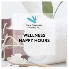 Deals, Discounts & Offers on Health & Personal Care - Four Fountain Spa - Wellness Happy Hours