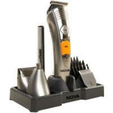 Deals, Discounts & Offers on Men - Nova Multi Grooming KIT 7 IN 1 NG 1095 Trimmer at Flat 58% off