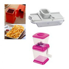 Deals, Discounts & Offers on Home & Kitchen - Kitchen utensils combo @ Rs.449/-