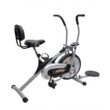 Deals, Discounts & Offers on Health & Personal Care - Deemark Air Bike Platinum Dx With Twister