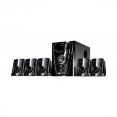 Deals, Discounts & Offers on Electronics - Flow Flash 5.1 Multimedia Speaker Home Theater System with FM USB Aux and Remote
