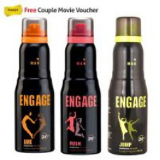 Deals, Discounts & Offers on Accessories - Shopclues Engage Movie Voucher Special Online.
