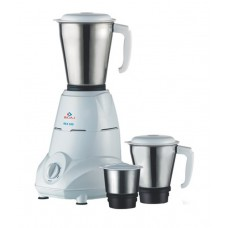 Deals, Discounts & Offers on Home & Kitchen - Bajaj REX MG Mixer Grinder White with 3 jar